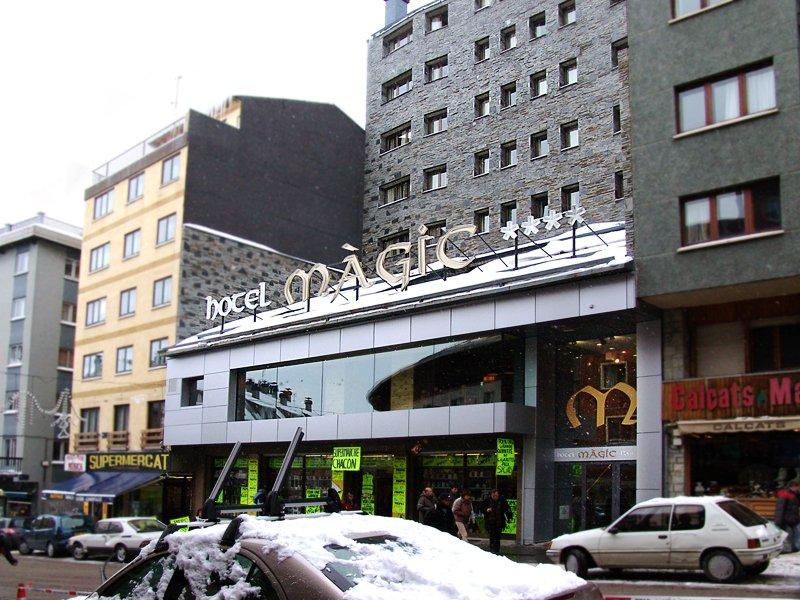 Hotel magic pas hoteles defamilias turismo y ocio de for Hotel familiar andorra