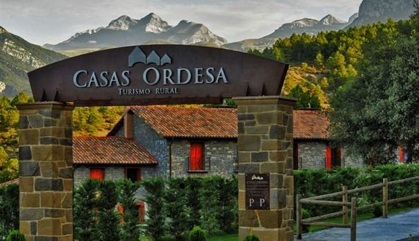 Casas ordesa alojamiento rural defamilias turismo y ocio de familias numerosas - Ordesa casas rurales ...