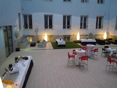 Petit palace santa b rbara hoteles defamilias turismo for Hoteles familias numerosas
